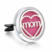 Aromaterápiás autóillatosító - Mom