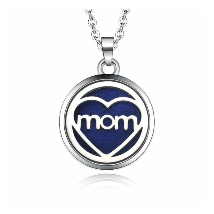 Aromaterápiás nyaklánc - Mom